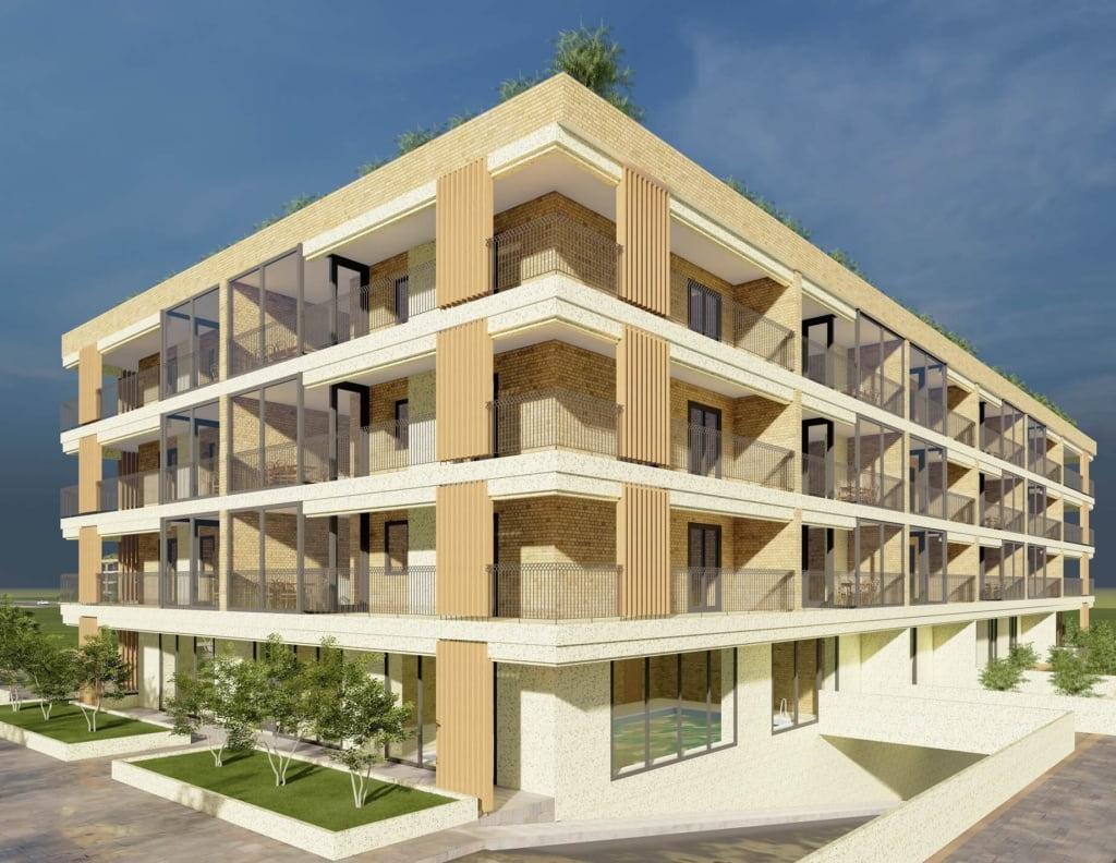 Proiect rezidențial de lux